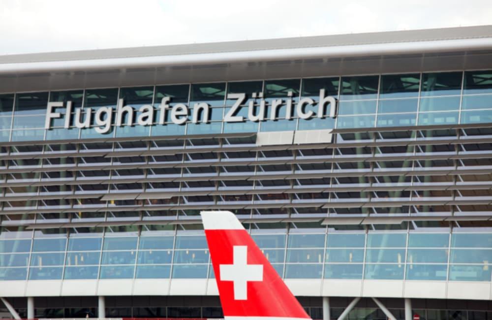 Schindler AG-Referenzen-Flughafen-zuerich